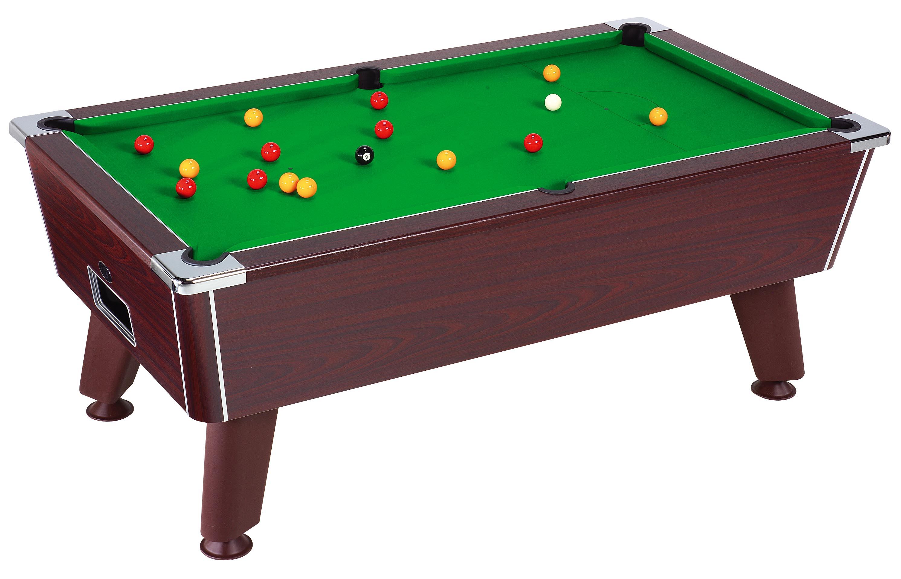 Easy snooker valencia mahogany pool - Pool table images ...