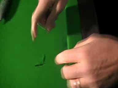 billiard cloth repair