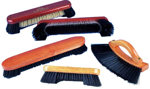 snooker table and pool table brushes